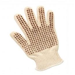 Gants en tricot coton contre la chaleur