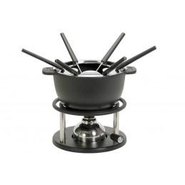 Exemple d'utilisation des piques inox pour fondue