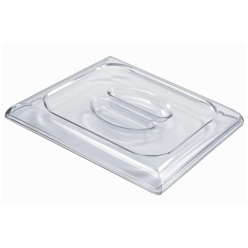 Couvercle 210 x 200 mm pour bacs à glace inox
