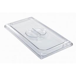 Couvercle 330 x 165 mm pour bacs à glace inox
