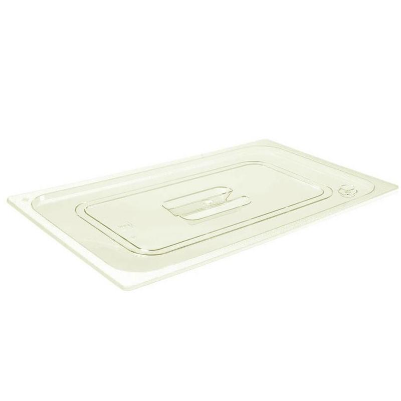 Couvercle pour bacs gastronormes en grilamid transparent