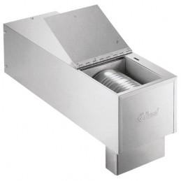 Concasseur de boîtes pneumatique