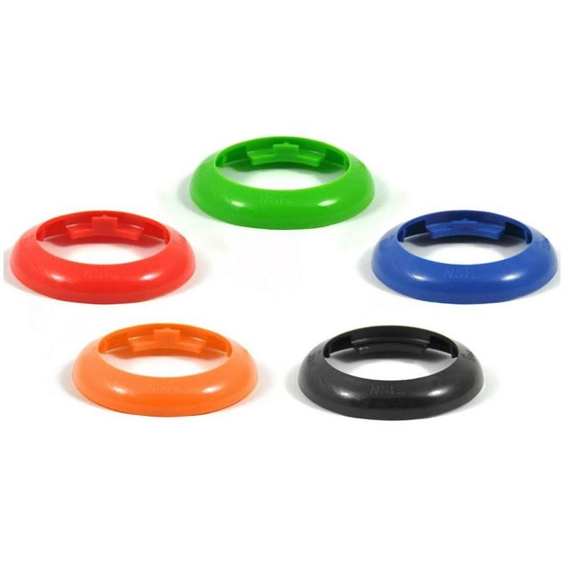 Lot de 5 anneaux couleurs pour bouteille sauce Portion Pal de Fifo