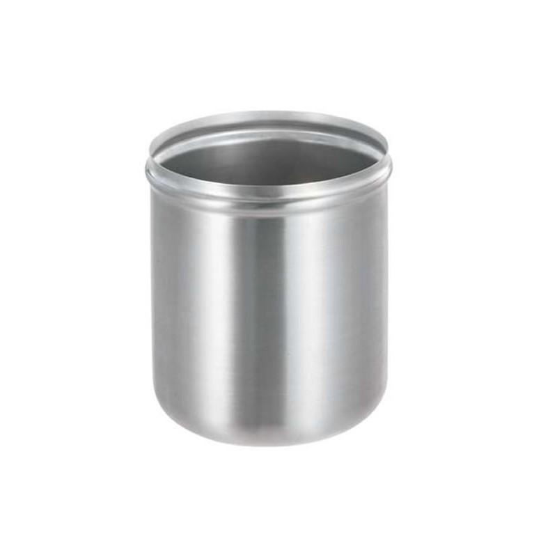 Récipient inox 2.8 litres pour distributeurs