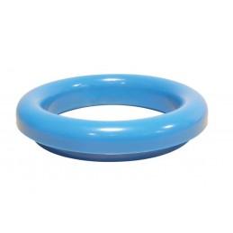 Joints vide-ordure couleur en PVC plat bleu