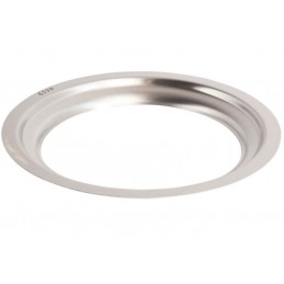Collerette inox pour joint vide-ordures 6380-G