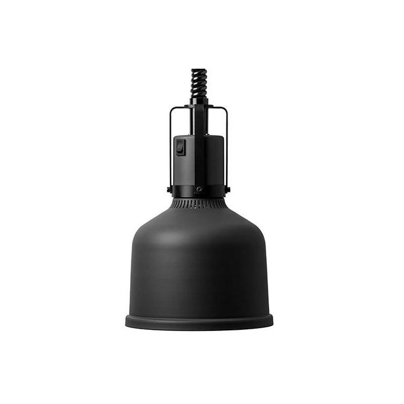 Lampes chauffantes à cordon réglable couleur noir