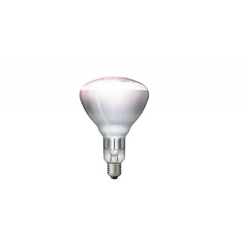 Lampe incandescente dédiée au chauffage infrarouge.