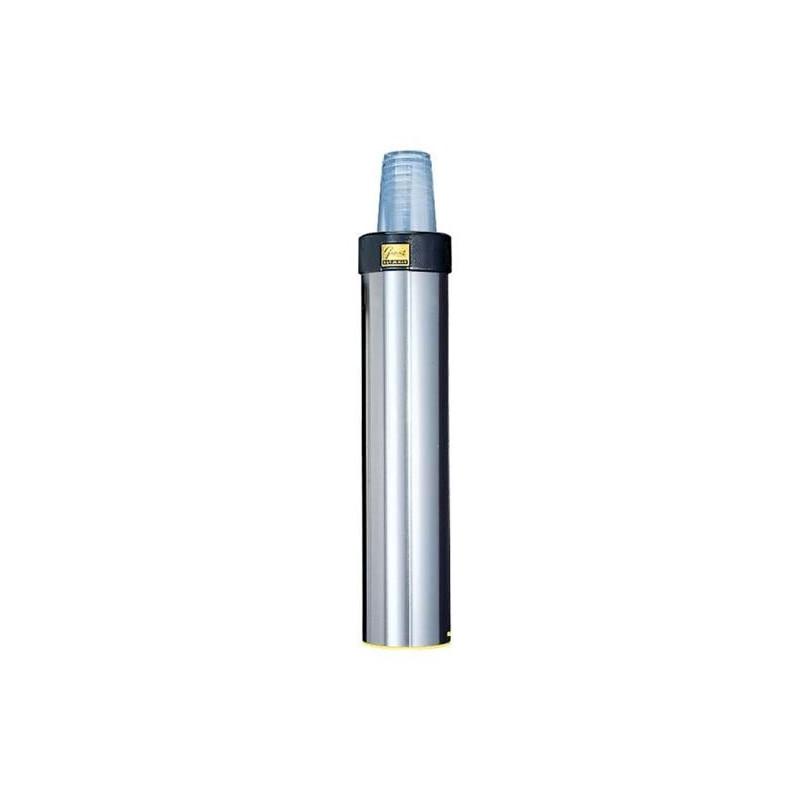 Distributeur de gobelets de 101 à 123 mm montage au choix.