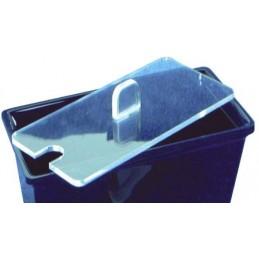 Couvercle transparent pour saladier 2417 : exemple d'utilisation