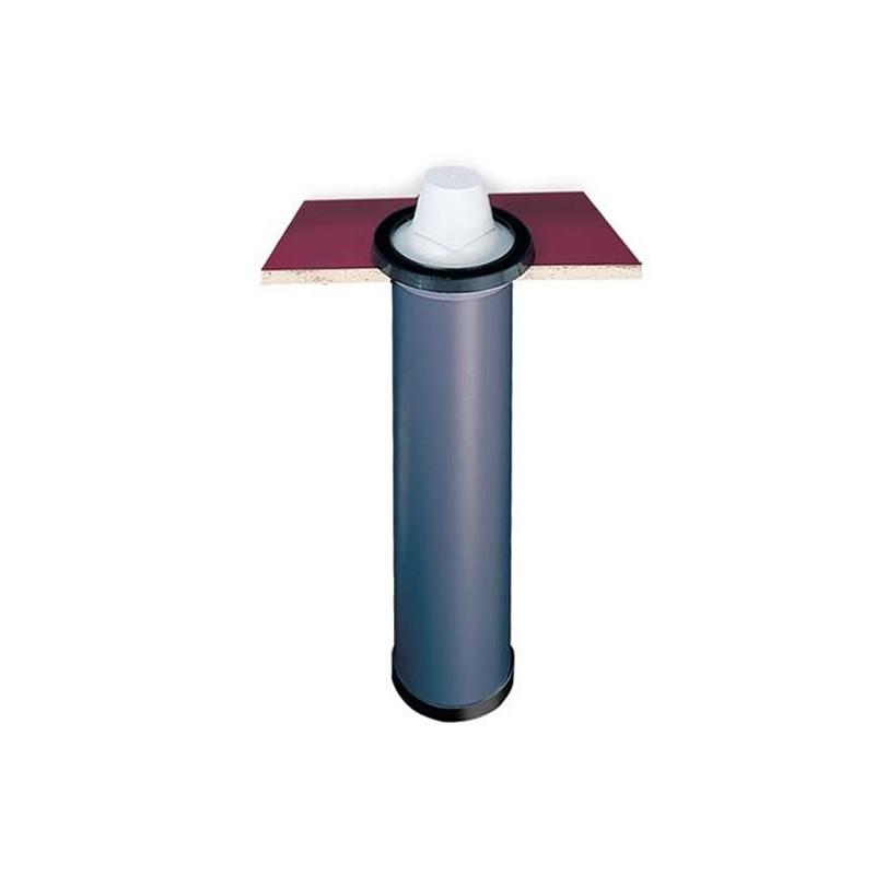 Distributeur à encastrer pour gobelet diamètre 106-133 mm.
