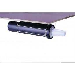 Distributeur sous comptoir à encastrer pour gobelets de 73-98 mm