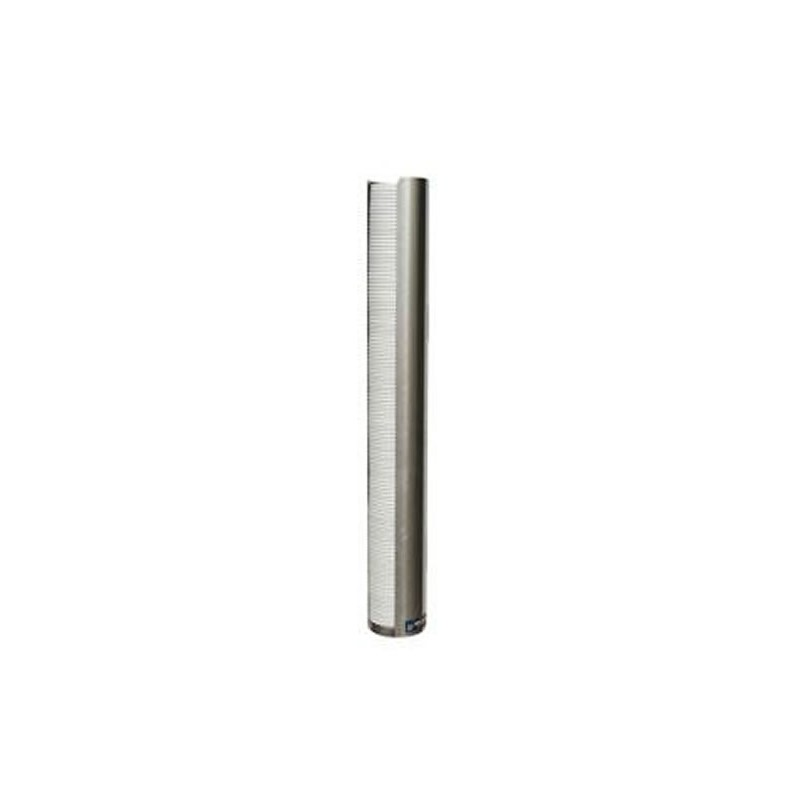 Distributeur de couvercles inox 350-710 ml simple