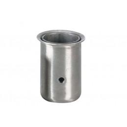 Socket pour tube rond diamètre 41 mm