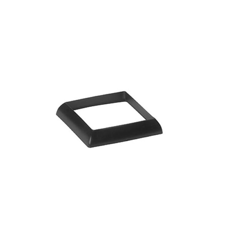 Joint hygiénique pour anneau tube 40 x 40 mm noir