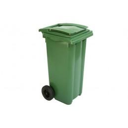Conteneur à déchets sur roues 120 litres