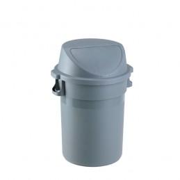 Conteneur à trappe PUSH 80 litres