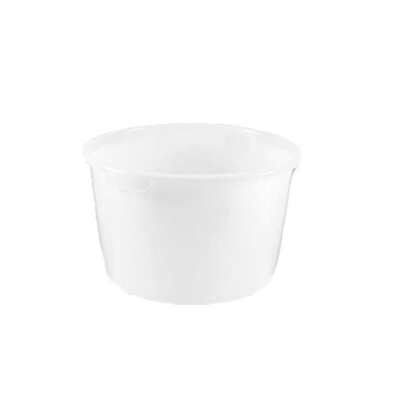 Cuve alimentaire conique 85 litres