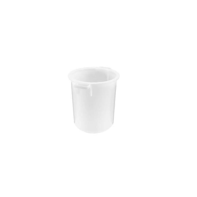 Tonneau cylindrique plastique alimentaire 40 litres
