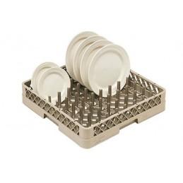 Casier lave-vaisselle avec doigts pour assiettes