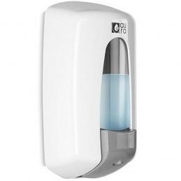 Distributeur de savon ou de gel hydroalcoolique manuel 900 ml