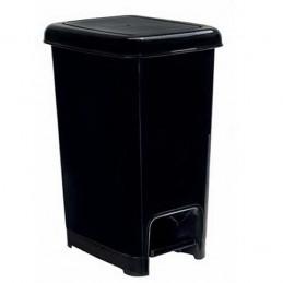 Poubelle 10 litres à pédale gamme BLACK