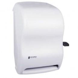 Distributeur d'essuie-mains manuel