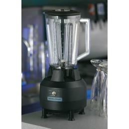 Blender de bar 400 W pour boissons à base de glace pilée, mise en place derrière un bar.