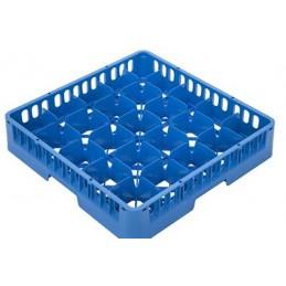 Casier lave-vaisselle pour verres à 25 cases 89x89 mm