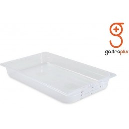 Bac 9 litres stockage alimentaire profondeur 65 mm
