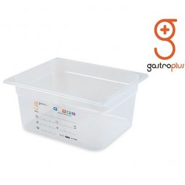 Bac 9.5 litres stockage alimentaire profondeur 150 mm