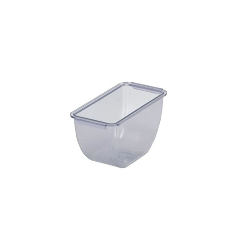 Bac semi-profond de 0.55 litre pour unité dome