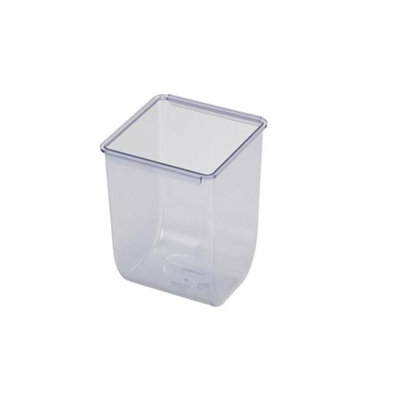 Bac profond de 1.65 litre étroit