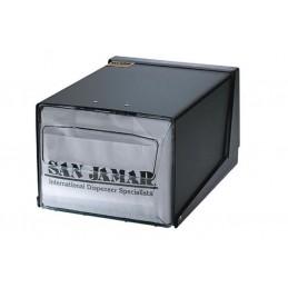 Distributeur de serviettes de table à pli entier couleur noir