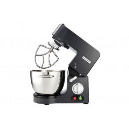 Robot de cuisine pour usage multifonctionnel HAMILTON BEACH vue de côté