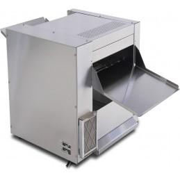 Grille-pain grande tranche automatique avec convoyeur ouvert