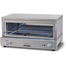 Grill professionnel 15 tranches 690 x 455 mm