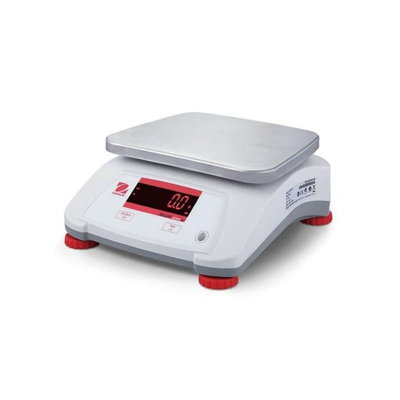 Balance 3 kg alimentaire plateau 242x190 mm