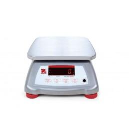 Balance TOUT INOX 3 à 15 kg alimentaire plateau 242x190 mm