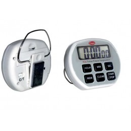 Minuterie et chronomètre digital
