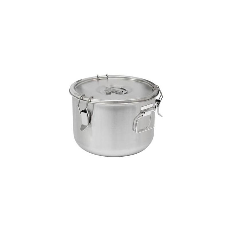 Conteneur à soupe 15 litres avec poignées latérales