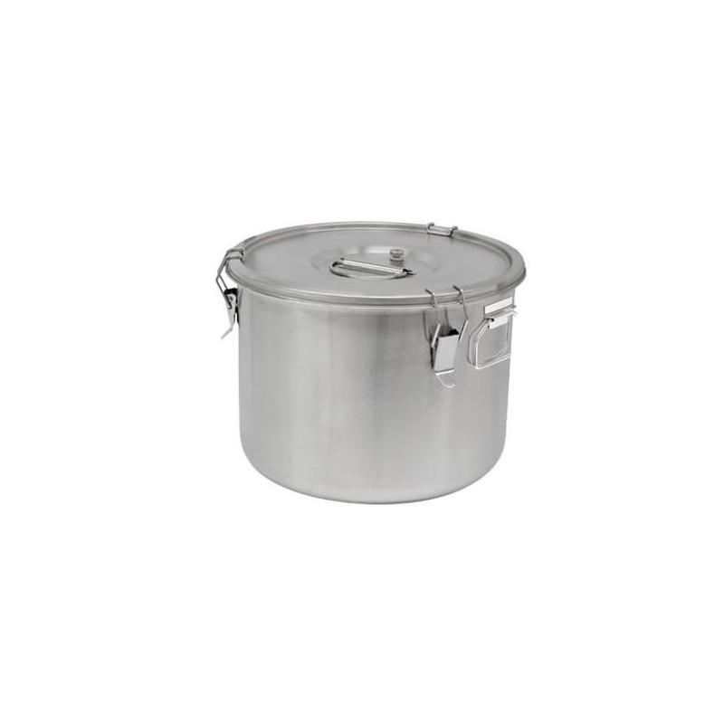 Conteneur à soupe 20 litres avec poignées latérales