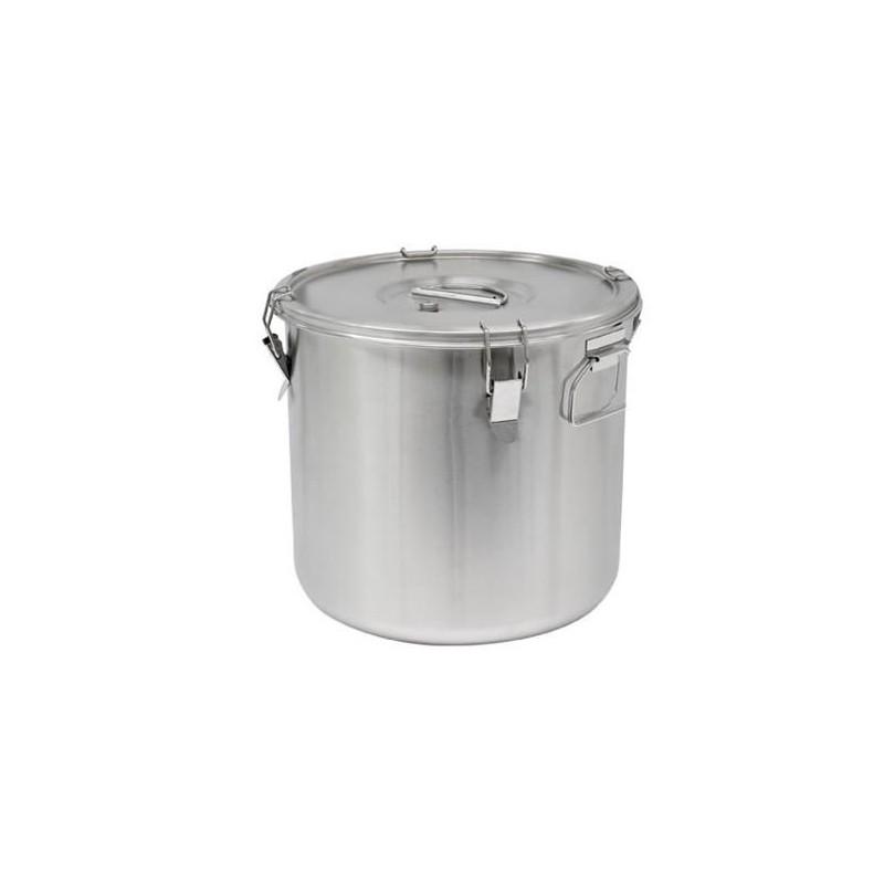 Conteneur à soupe 25 litres avec poignées latérales