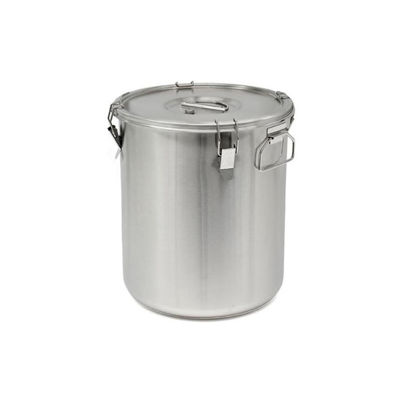 Conteneur à soupe 30 litres avec poignées latérales