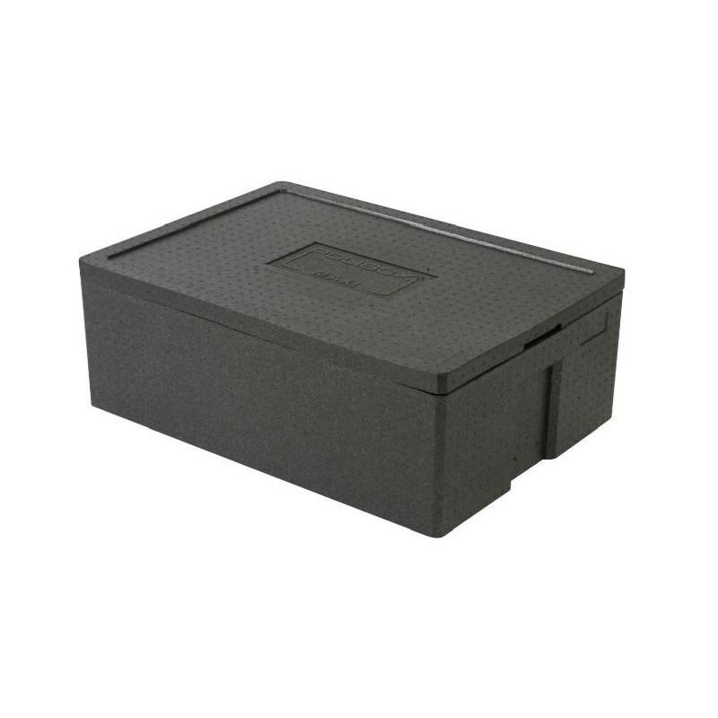 Conteneur isotherme Polibox maxi 160