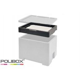 Séparation GN1/2 pour conteneur isotherme Polibox