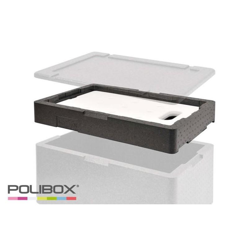 Séparation GN1/1 pour conteneur isotherme Polibox