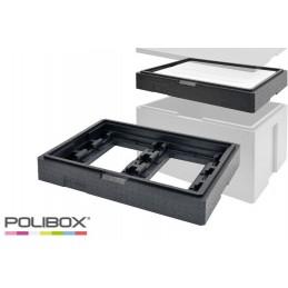 Séparation 100 mm pour conteneur isotherme Polibox