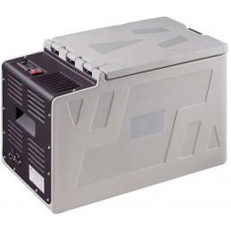 Conteneur réfrigéré 27 litres pour le transport de produits frais.