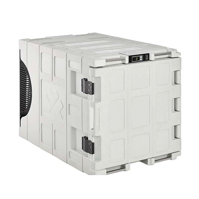 Conteneur réfrigéré 140 litres pour produits frais